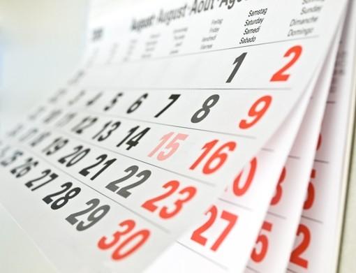 Kalender Wandplaner von Nagels Druck Kempen