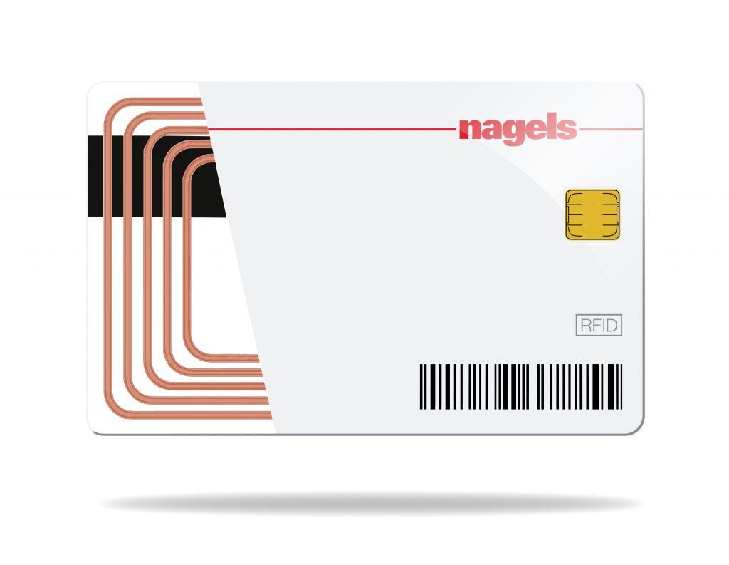 Plastikkarten von Nagels Druck Kempen